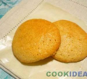 Миндальное (кедровое) пирожное