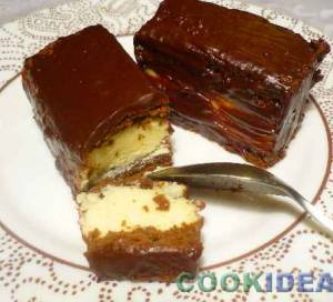 """Пирожное """"Эскимо"""""""