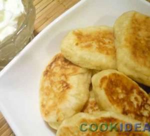 Сырники с корицей и ванилью