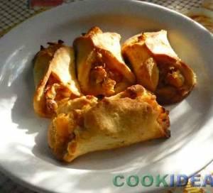 Яблочные печенья по-турецки
