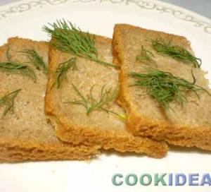 Закуска хлебная